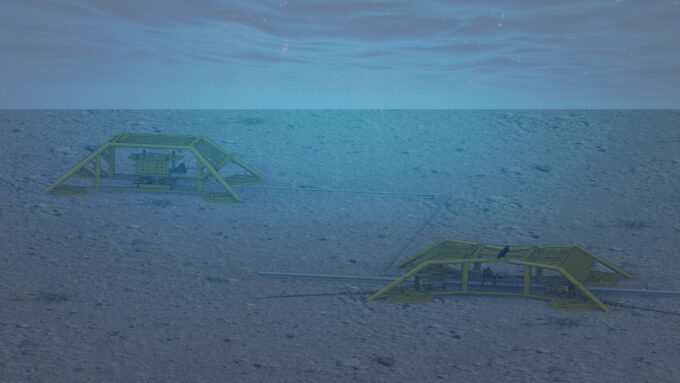 Free standing foundation structures - eSubsea