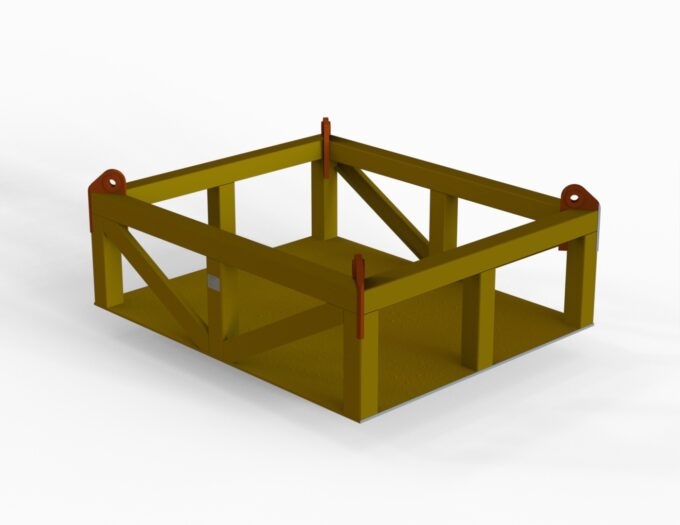 Offshore and DNV Lifting Frames - eSubsea
