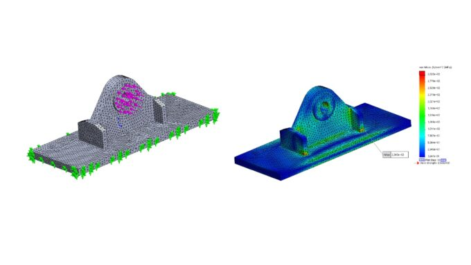 Solidworks Simulation Studies - eSubsea