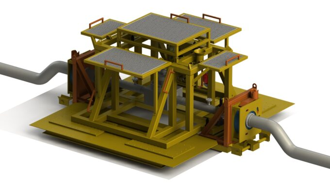 Subsea RiserBase Assembly - eSubsea
