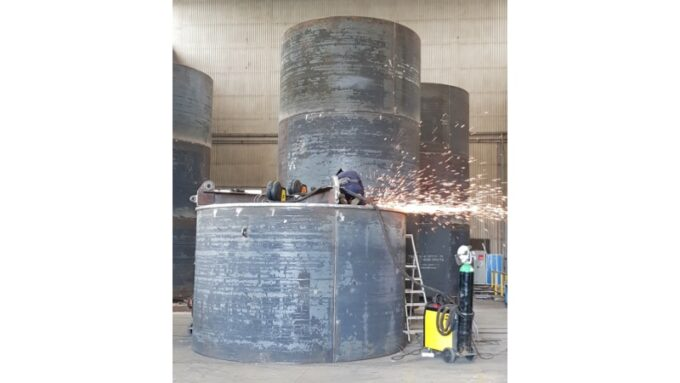 Suction Anchor Fabrication